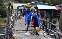 Cuộc đua kỳ thú 2016: Các tay đua lóng ngóng thử đủ mọi chiêu để chăn vịt
