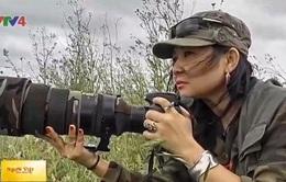 Nữ nhiếp ảnh gia gốc Việt đam mê thiên nhiên hoang dã