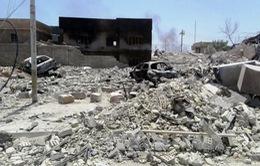 Nhiều thủ lĩnh IS tại Iraq tháo chạy sang Syria