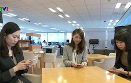 Nhật Bản thưởng tiền ảo cho nhân viên về đúng giờ