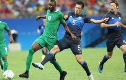 Olympic Rio 2016: Nigeria thắng Nhật Bản trong trận cầu 9 bàn thắng!