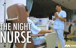 Câu chuyện nữ y tá 10 năm chỉ làm ca đêm