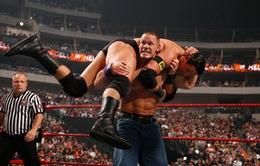 John Cena rời xa sàn đấu WWE để tập trung sự nghiệp diễn viên