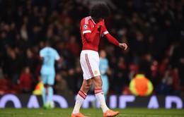 "Man Utd ra ""tối hậu thư"" cho Fellaini"