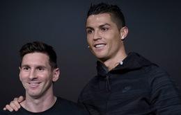 FIFA công bố top 3 ngôi sao xuất sắc nhất thế giới 2017