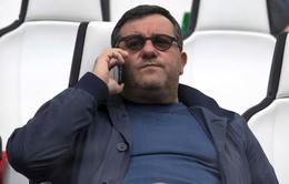 """Juventus """"nổi điên"""" vì bị đại diện Pogba vòi tiền"""