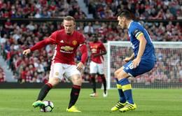 Sốc: Rooney cân nhắc việc rời Man Utd