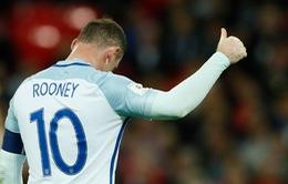 Dấu chấm hết cho Wayne Rooney ở đội tuyển Anh?