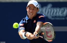Đánh bại Wawrinka, Nishikori vào chung kết Rogers Cup 2016
