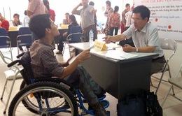 Người khuyết tật vẫn khó tìm việc làm
