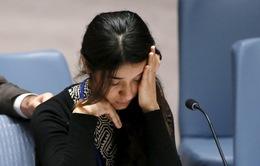 Nữ nô lệ tình dục của IS nghẹn ngào kể ký ức kinh hoàng