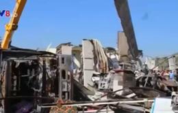 Đánh bom xe kinh hoàng tại Iraq, 60 người thiệt mạng