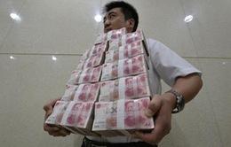 Trung Quốc: Nợ cao hơn gấp đôi GDP