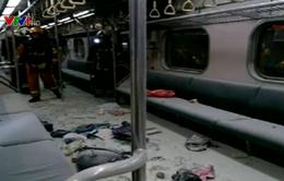 Một người Việt bị thương trong vụ nổ tàu khách Đài Loan