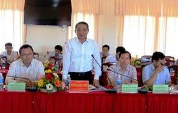 Bộ trưởng Bộ Giao thông vận tải làm việc tại Phú Yên
