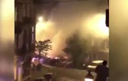 2 tiếng nổ lớn gây náo động thủ đô Brussels, Bỉ