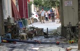 Tích cực điều trị cho 4 nạn nhân vụ nổ biến áp điện ở Hà Đông