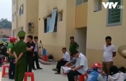 Vụ nổ khí gas ở Lào Cai: 2 vợ chồng dùng xăng tự sát