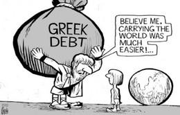 Hy bắt đầu vòng đàm phán mới với các chủ nợ