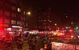 """Nổ tại New York: """"Vụ nổ như một tiếng sấm lớn"""""""