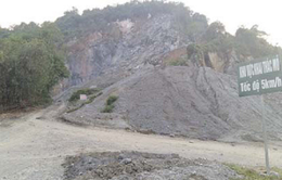 4 người bị thương do nổ mìn khai thác đá tại Yên Bái