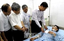 Quảng Ninh: Nổ mìn khai thác than, 14 người bị thương