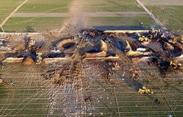 Nổ nhà máy pháo hoa ở Trung Quốc, 10 người thiệt mạng