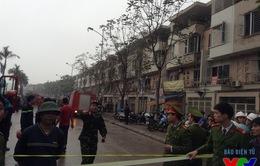 Vụ nổ tại Văn Phú - Hà Đông: Nguyên nhân ban đầu liên quan vật liệu nổ