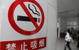 Trung Quốc kiểm soát hút thuốc lá trên toàn quốc