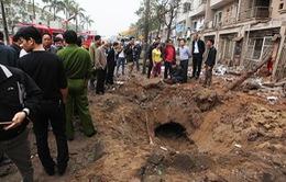 Nổ tại KĐT Văn Phú: Bố trí nhà ở cho các gia đình có nhà bị rạn nứt