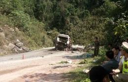 Nổ xe khách tại Lào: Nạn nhân đa số là người Việt