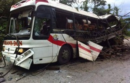 Vụ nổ xe khách tại Lào: Xác định danh tính 2 nạn nhân tử vong còn lại