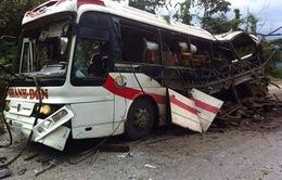 Nguyên nhân vụ nổ xe khách tại Lào: Do pháo bi