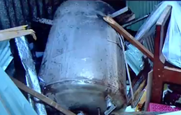 Đồng Tháp: Nổ bình hơi lò bánh, 1 người bị thương