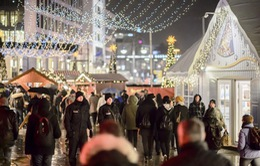 Thánh địa Bethlehem và châu Âu đón mừng Giáng sinh