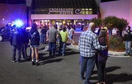 IS nhận trách nhiệm vụ tấn công bằng dao ở trung tâm mua sắm Mỹ