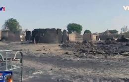 Nguy cơ bùng phát nội chiến tại Nam Sudan