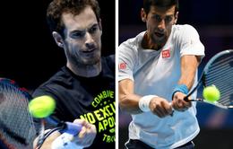 ATP World Tour Finals 2016: Động lực cho Djokovic, khó khăn chờ Murray