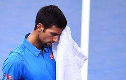 Tứ kết Paris Masters: Djokovic chính thức thành cựu vương