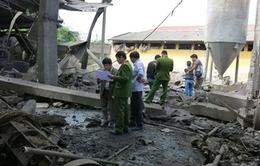 Hàng loạt sai phạm tại doanh nghiệp bị nổ lò hơi ở Thái Nguyên