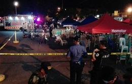 Nổ ở chợ đêm Philippines: Nghi ngờ là sự trả thù của những kẻ cực đoan