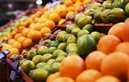 Rau quả Thái Lan bỏ xa Trung Quốc tại thị trường Việt