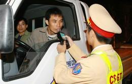 CSGT ra quân xử lý lái xe uống rượu bia tại 4 thành phố lớn