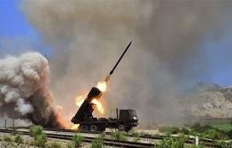 LHQ mở rộng trừng phạt, Triều Tiên phóng tên lửa tầm ngắn