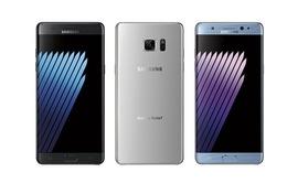 Lộ ảnh thực tế đầu tiên của Galaxy Note 7
