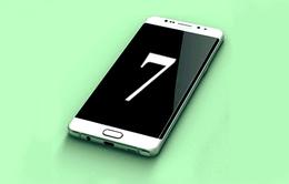 Galaxy Note 7 sở hữu màn hình cong, hỗ trợ bút cảm ứng S Pen mới