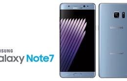 Galaxy Note 7 sẽ được trang bị máy quét võng mạc