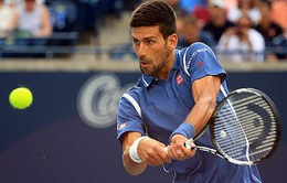Djokovic gặp khó ngay tại vòng 1 Olympic Rio 2016
