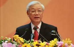 Lãnh đạo các nước chúc mừng Tổng Bí thư Nguyễn Phú Trọng