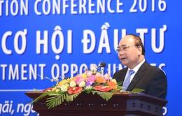 Thủ tướng Nguyễn Xuân Phúc dự Hội nghị Xúc tiến đầu tư Quảng Ngãi 2016